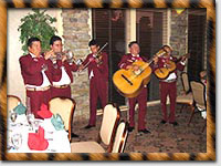 A Mariachi band during Surf 'N' Safari '04 (Photo by Mark Booth)